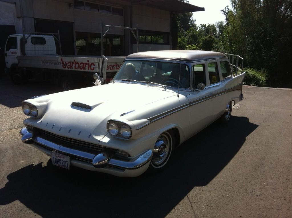 1958 Packard Station Wagon